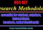 Research Methodology Lecture Notes PDF