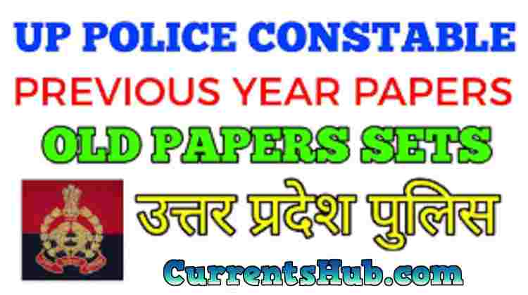 up police constable paper in hindi pdf