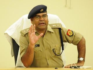 IPS धर्मेंद्र सिंह यादव