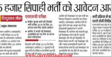 SSC Police Constable