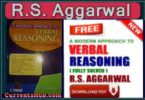 A Modern Approach to Verbal Reasoning Book