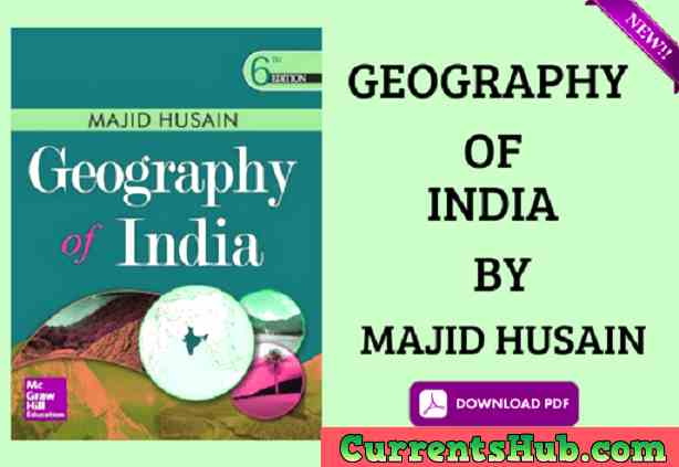 India and World Geography Book Pdf