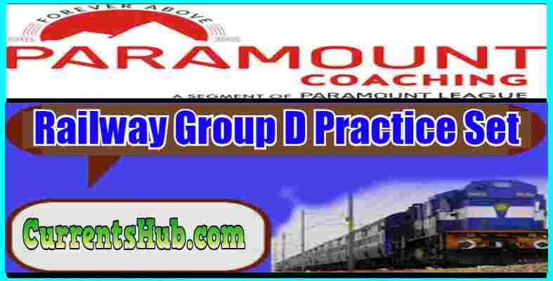 paramount railway group d book pdf