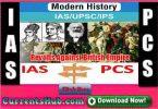 Revolts Against British Empire