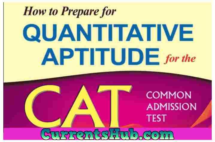Download Quantitative Aptitude