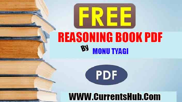 REASONING BOOK UPKAR by MONU TYAGI