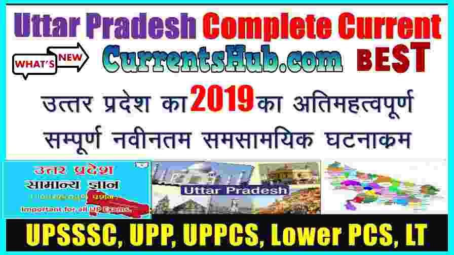 Uttar Pradesh General Knowledge