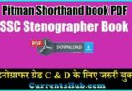 pitman Shorthand book PDF