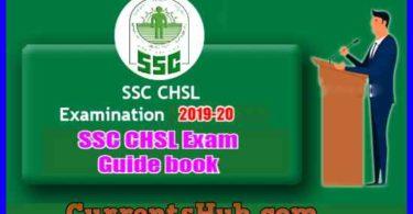SSC CHSL Exam Guide book