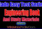 Made Easy Test Series