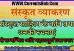 संस्कृत के व्याकरण ग्रन्थ और उनके रचयिता