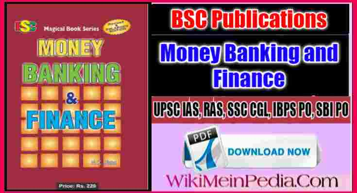 Money Banking and Finance Pdf