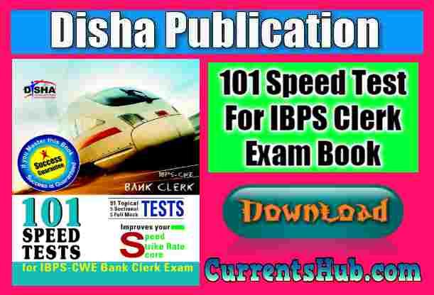 IBPS Clerk Exam Book