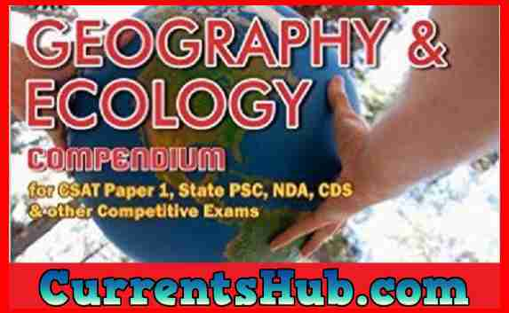 The Geography and Ecology Compendium