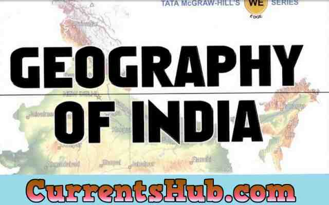 Majid Hussain Indian Geography