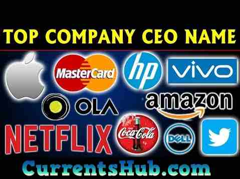 Top Companies CEO name