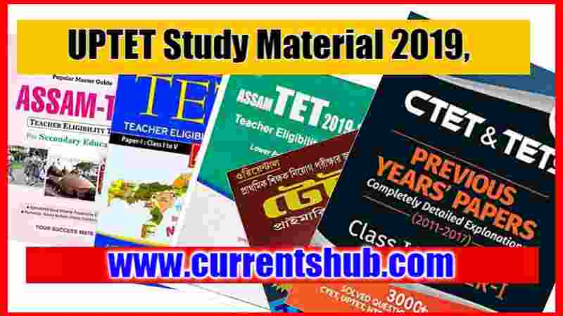 UPTET Study Material 2019