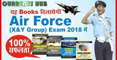 INDIAN AIR Force X, Y Group Book PDF Download