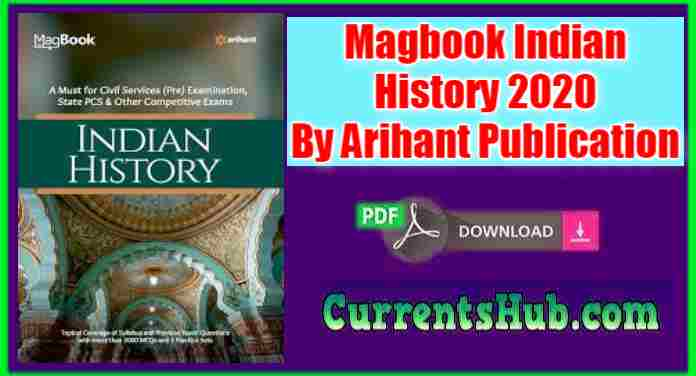Magbook Indian History 2020 By Arihant Publication