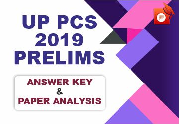 UPPSC PCS Prelims Exam Analysis 2019