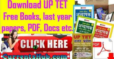 UPTET All Previous Papers and UPTET Study Material 2020