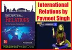 International Relations by Pavneet Singh PDF Download