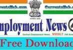 Employment News Weekly PDF Download-2020 Rojgar Samachar Hindi Download