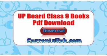 UP Board Class 9 Books Pdf Download