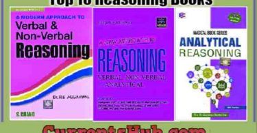 Top 10 Tricky Reasoning Books