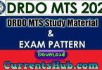 DRDO MTS Study Material PDF Download