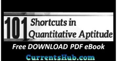101 Math Tricks Free e-Book (section wise) PDF Download