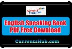 English Speaking Book PDF Free Download